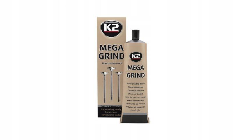 K2 MEGA GRIND Pasta do docierania zaworów 100 g