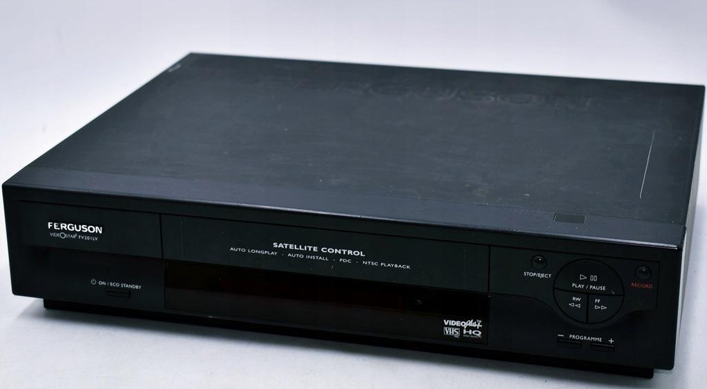 6274-23 ...FERGUSON FV201... k#o NAGRYWARKA VHS