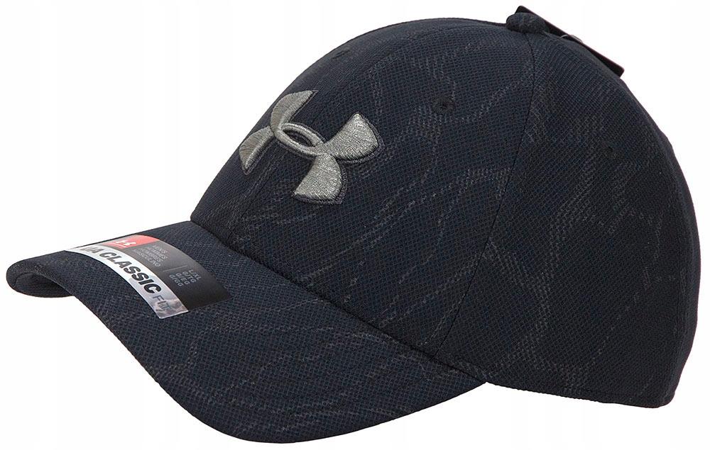 UNDER ARMOUR czapka z daszkiem BLITZING 3.0 M/L