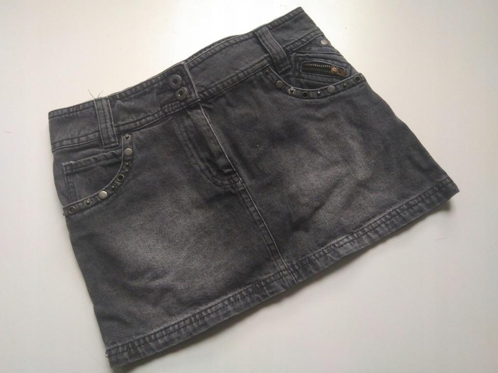 Tu spódniczka jeansowa 140