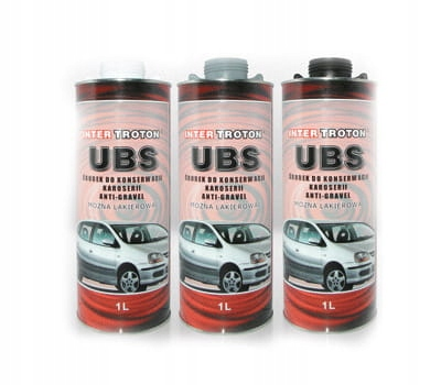 Środek ochrony karoserii Baranek UBS Troton 1 L