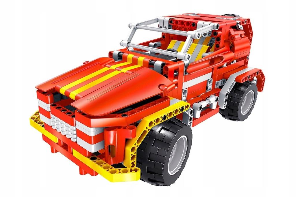 Tekno Toys Active Bricks RC 2in 1Sports Utility Ve