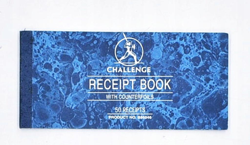 6449-31 ...CHALLENGE... m#k POKWITOWANIE ODBIORU