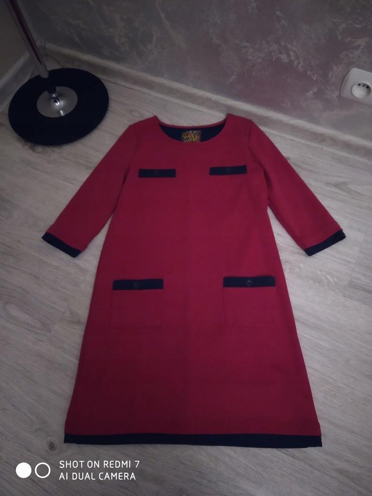 Sukienka 5.10.15. r.164