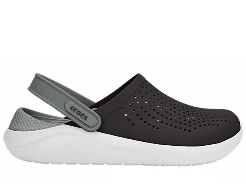 Crocs Literide Clog Black/Smoke (20459205M) 39,5