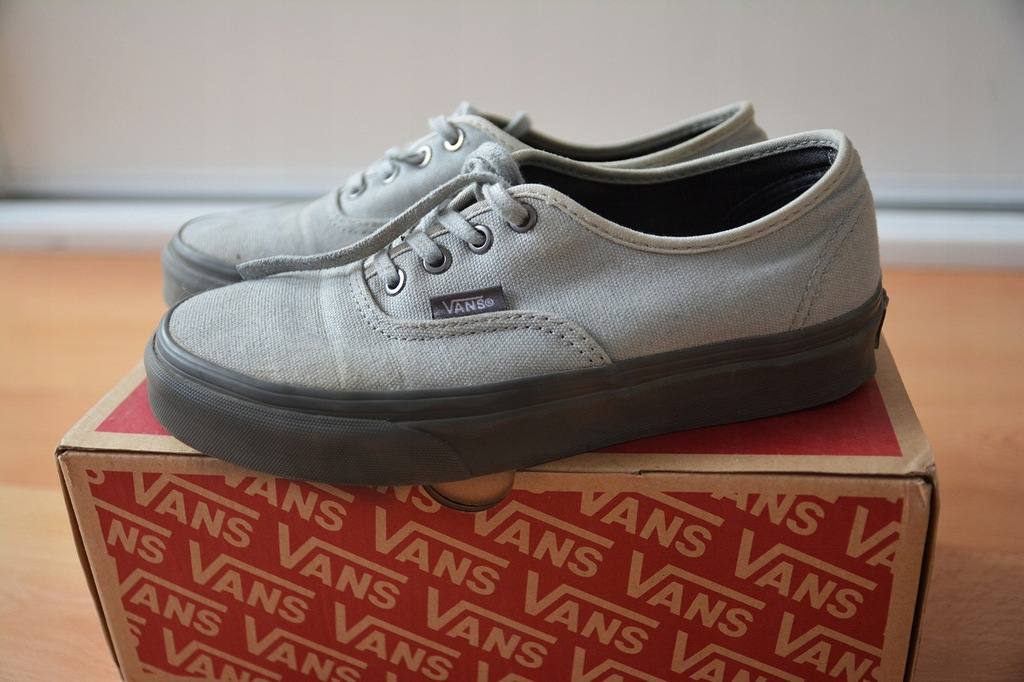 Vans Authentic Mom szare 35