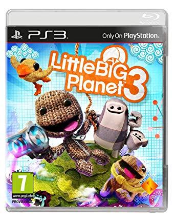 Ps3 Little Big Planet 3 Lodz Zachodnia 21 Games4us 7888904549 Oficjalne Archiwum Allegro
