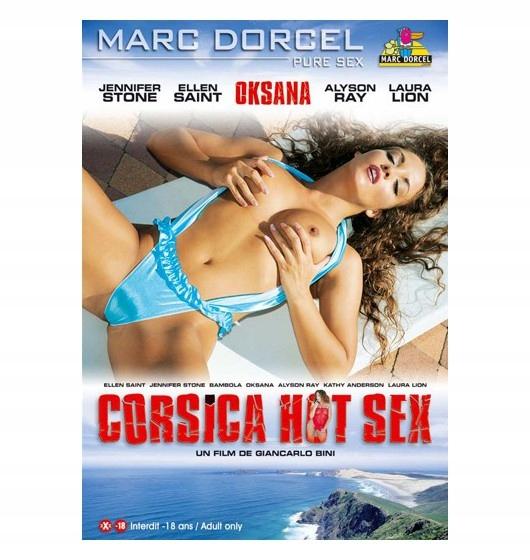 DVD Marc Dorcel - Corsica Hot Sex