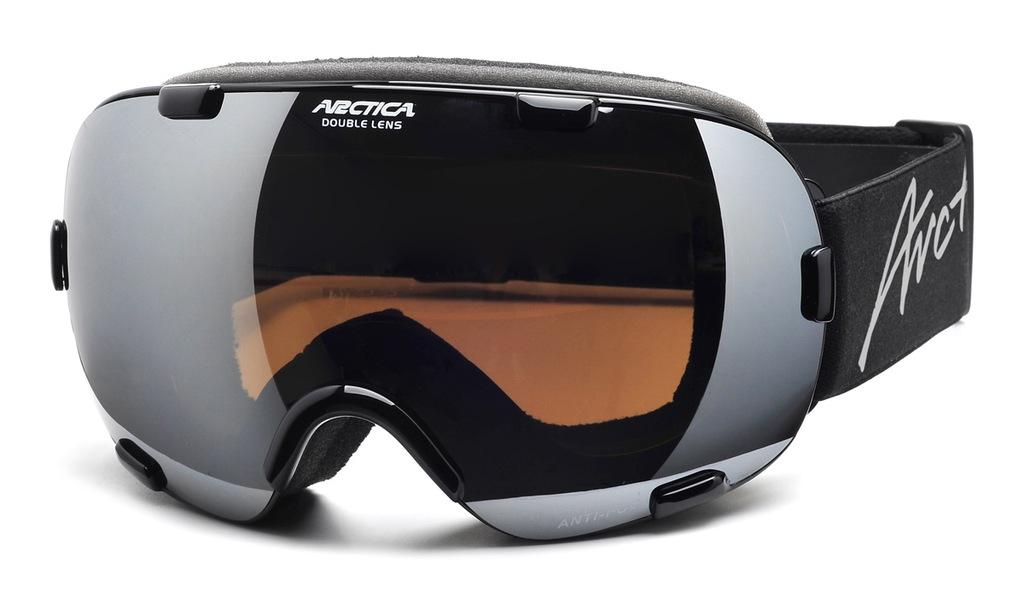 Gogle Arctica G-100 AntiFog Bezramkowe Revo