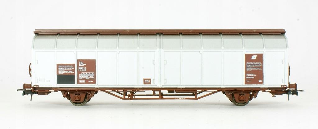 Roco. Wagon towarowy OBB IV ep.