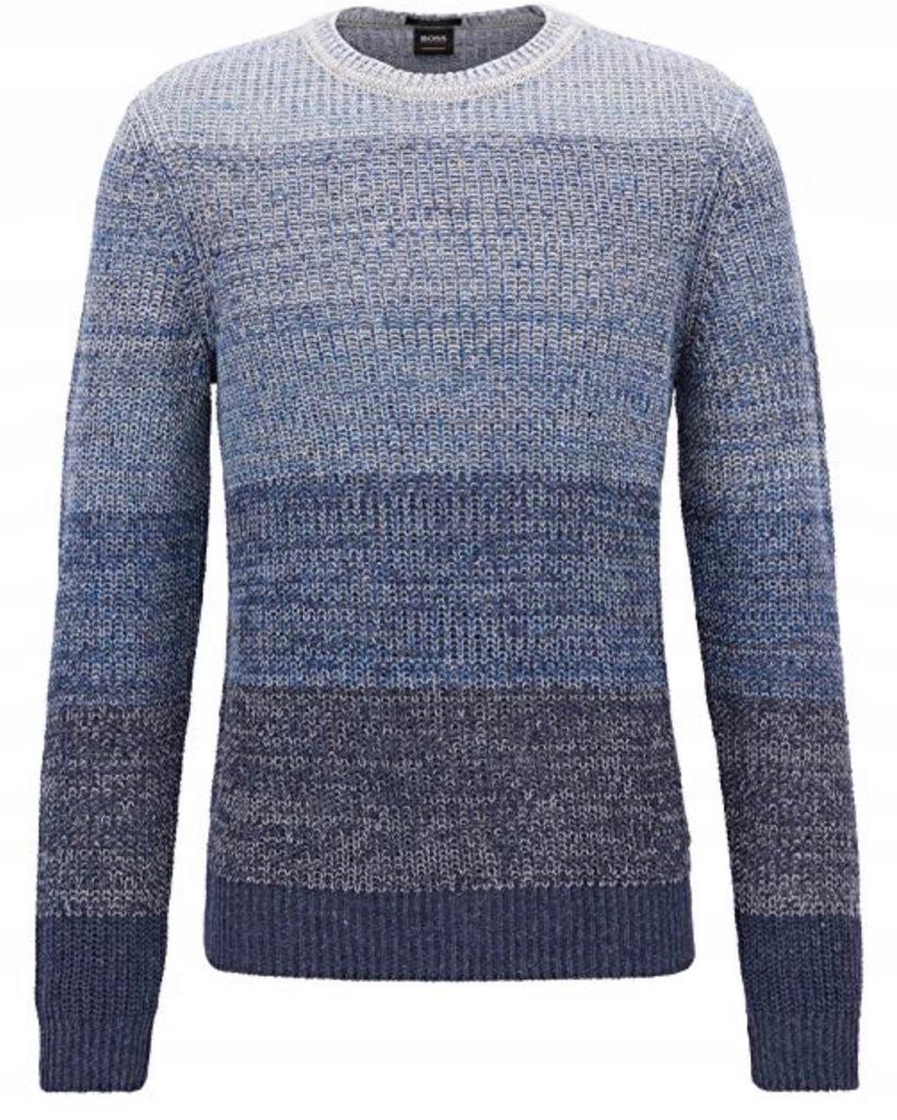 HUGO BOSS ORANGE sweter r. L