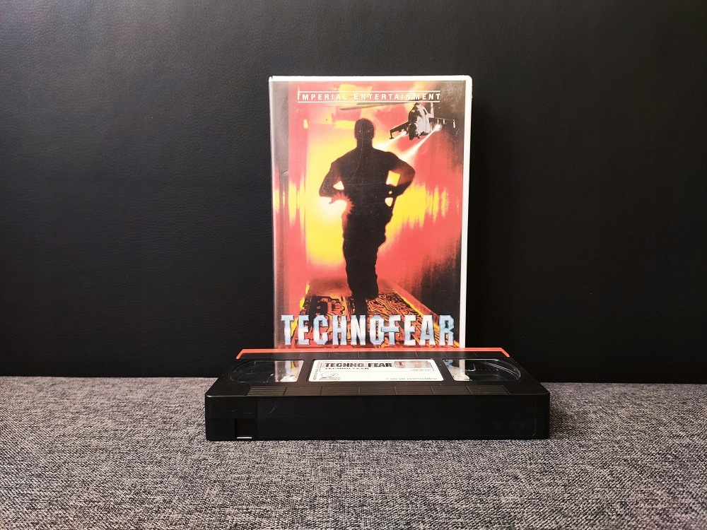 TECHNO - FEAR _ IMPERIAL _ VHS