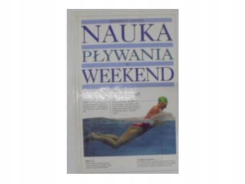 nauka pływania w weekend - S.Davies