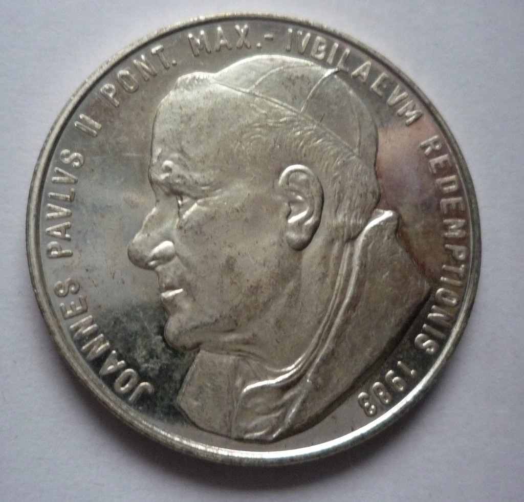 Numizmat - Jan Paweł II - 1983- X15