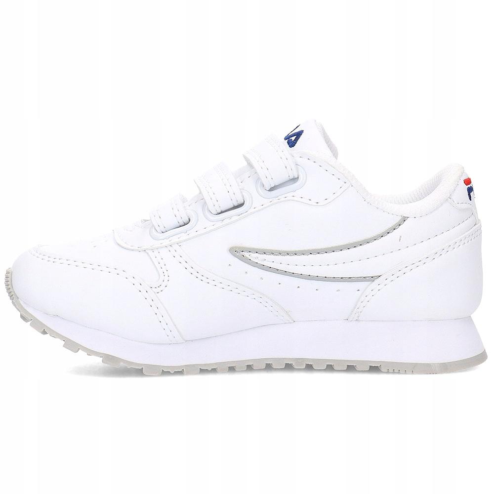 FILA Orbit Sneakersy Białe Dziecięce R.35