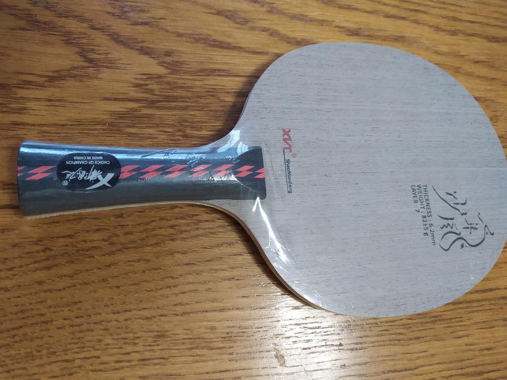 Deska XVT 7warstw(5drewno 2węgiel) OFF tenis stoło