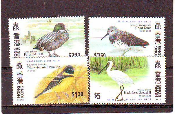 Ptaki Mi.958-01 **