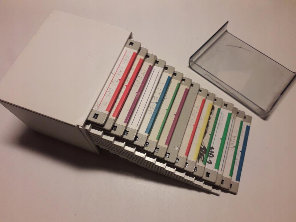 Dyskietki 3,5' VERBATIM 2HD - 15 szt. + box
