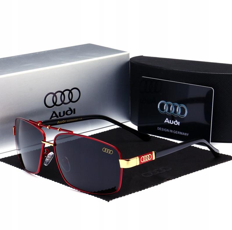 Okulary Przeciwsłoneczne Audi RS5 Red Gold