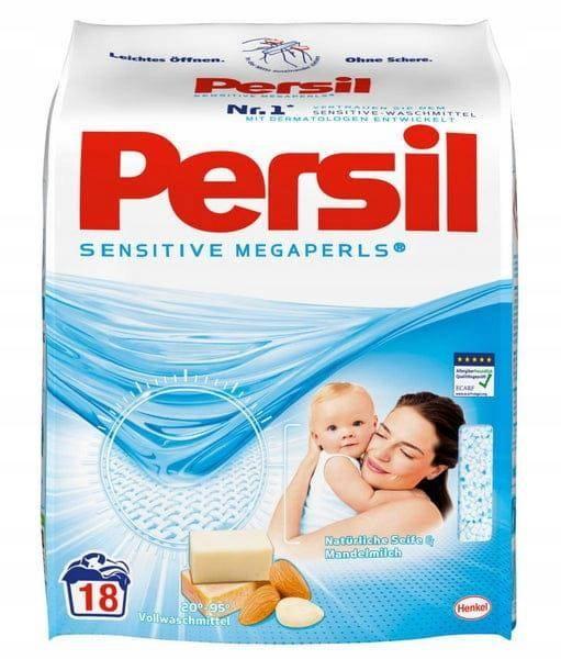 Persil Megaperls Sensitive 18 prań