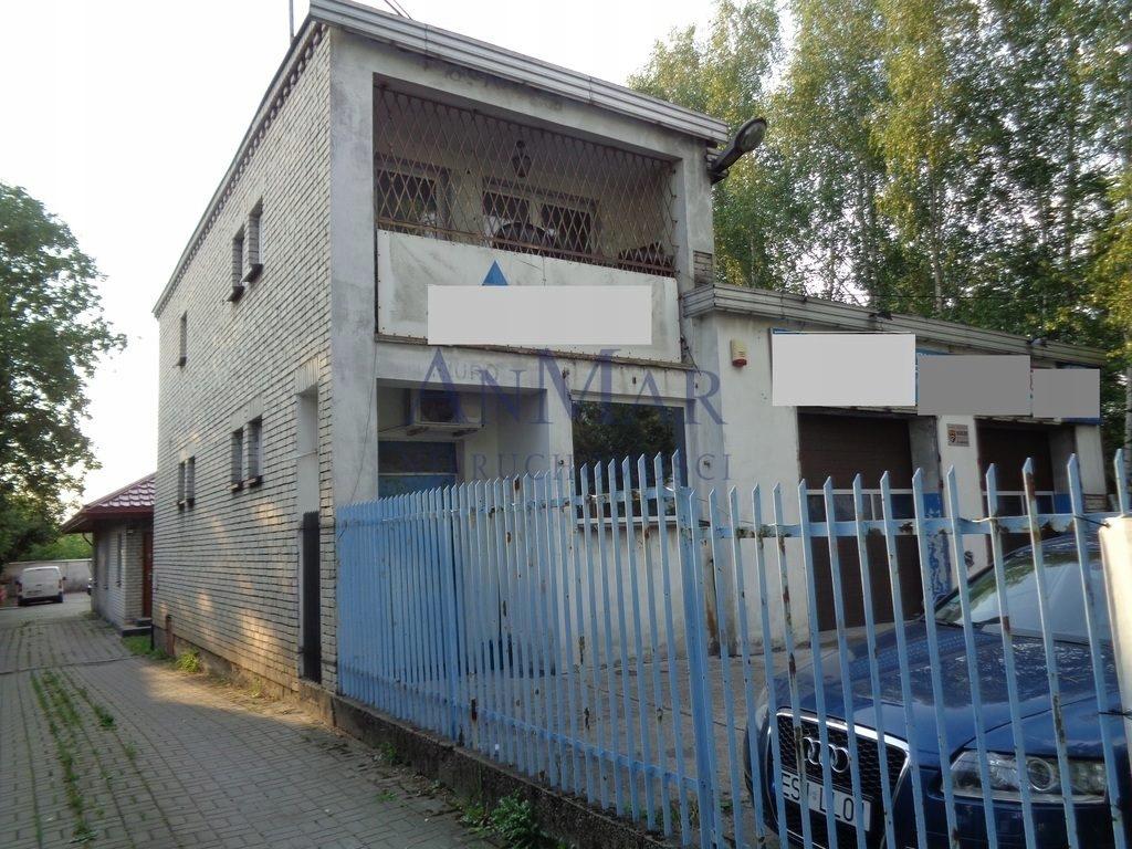 Magazyny i hale, Janki, Raszyn (gm.), 280 m²