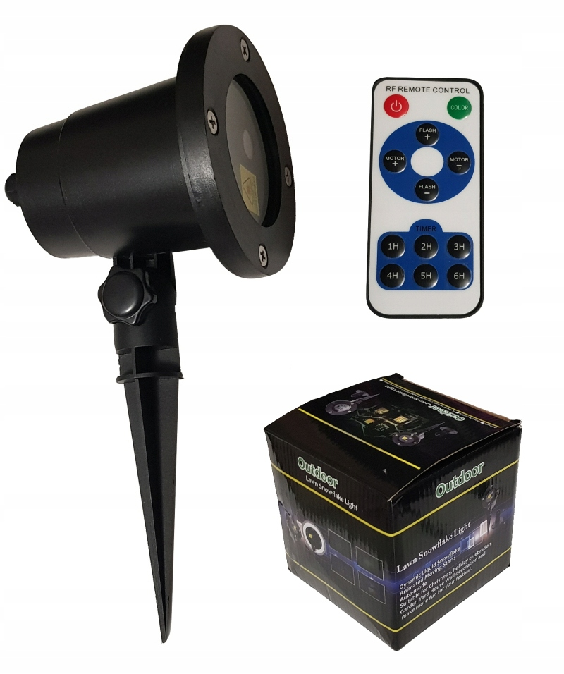 Laser Swiateczny Star Shower Projektor Laserowy Hd 7701772817 Oficjalne Archiwum Allegro