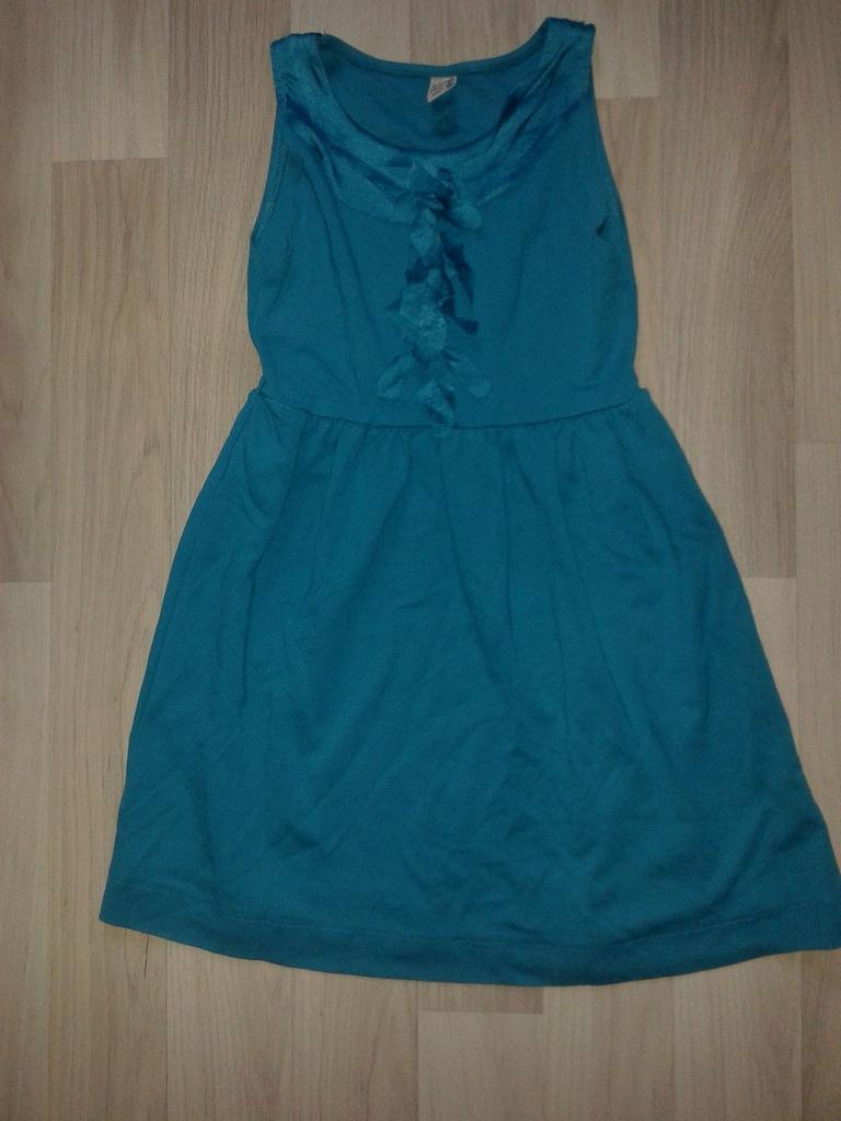 sukienki dla dziewczynek zara roz 134