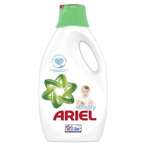 Ariel Baby Żel do Prania 40 prań DE NIEMIECKIE!