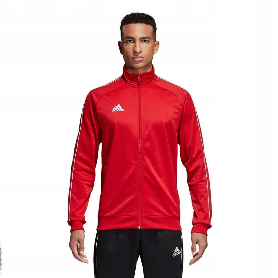 Bluza adidas CORE 18 CV3565 L czerwony