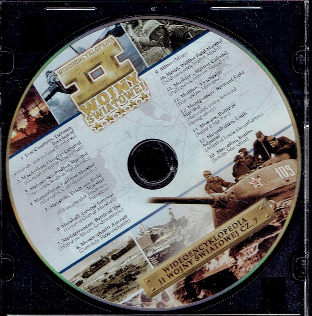 Wideo Encyklopedia II Wojny Światowej 07