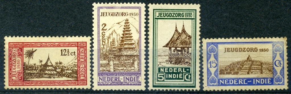 C. Indie Holenderskie nr 174-177