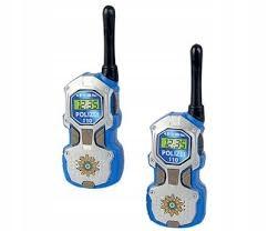 d4535 walkie talkie POLIZEI krótkofalówki