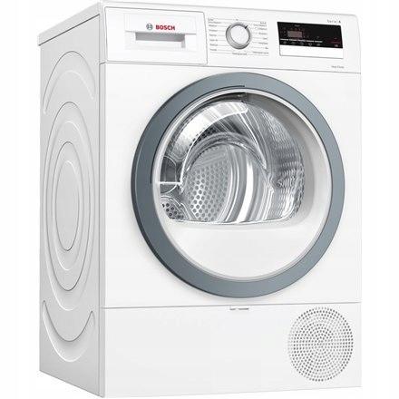 Bosch Dryer mashine WTR85VS8SN Condensed, Sensitiv