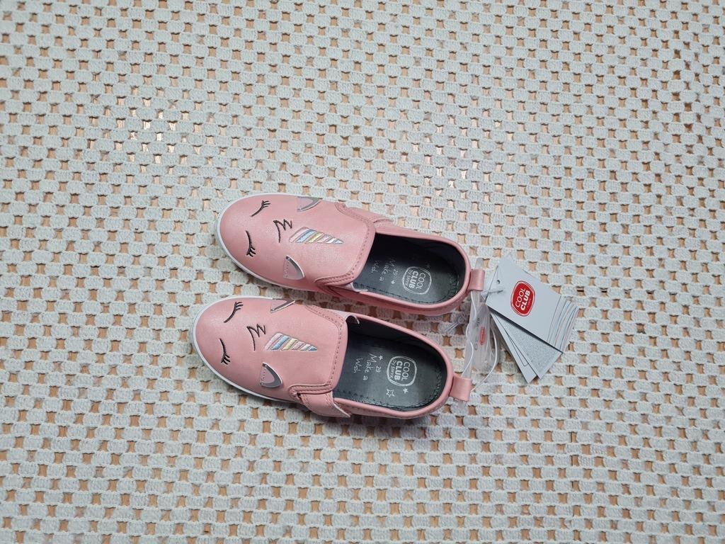 COLL CLUB nowe buciki jednorożce r. 29