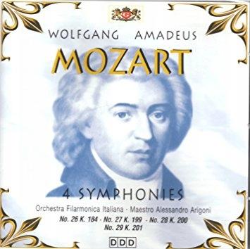Mozart - 46 Symphonies Vol. 6 (CD)