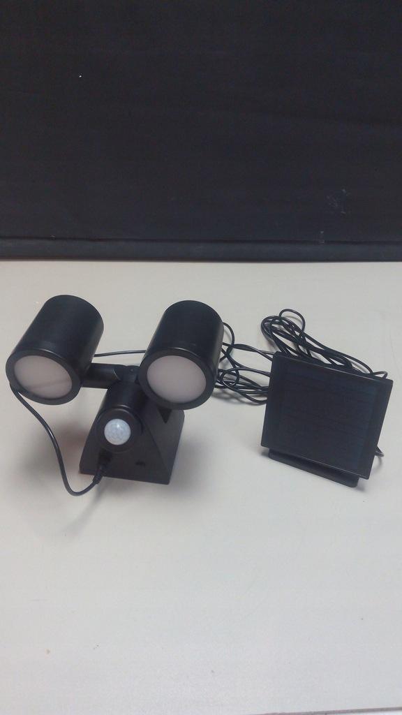 Reflektor solarny z czujnikiem ruchu