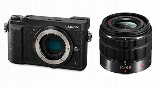 Panasonic Lumix DMC-GX80 + obiektyw 14-42 mm