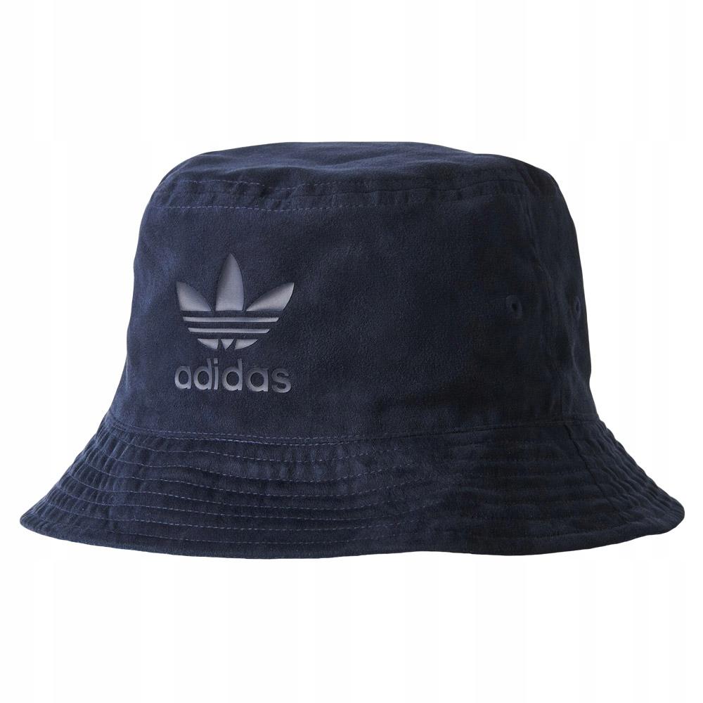 Kapelusz Adidas Originals Indigo BK7009 dwustronny