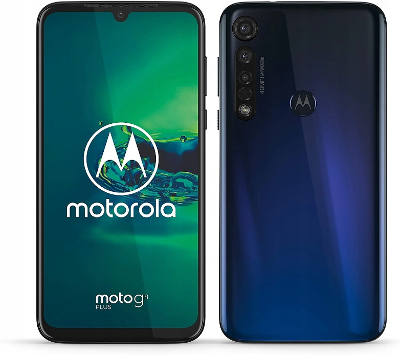 Motorola Moto G8 Plus 4 64gb 6 3 9387839731 Oficjalne Archiwum Allegro