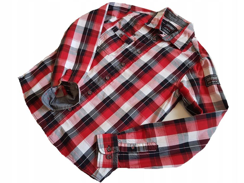 C&A-koszula w kratkę 158-164