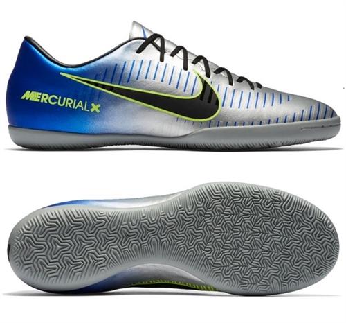 niebiesko srebrne buty nike cr7