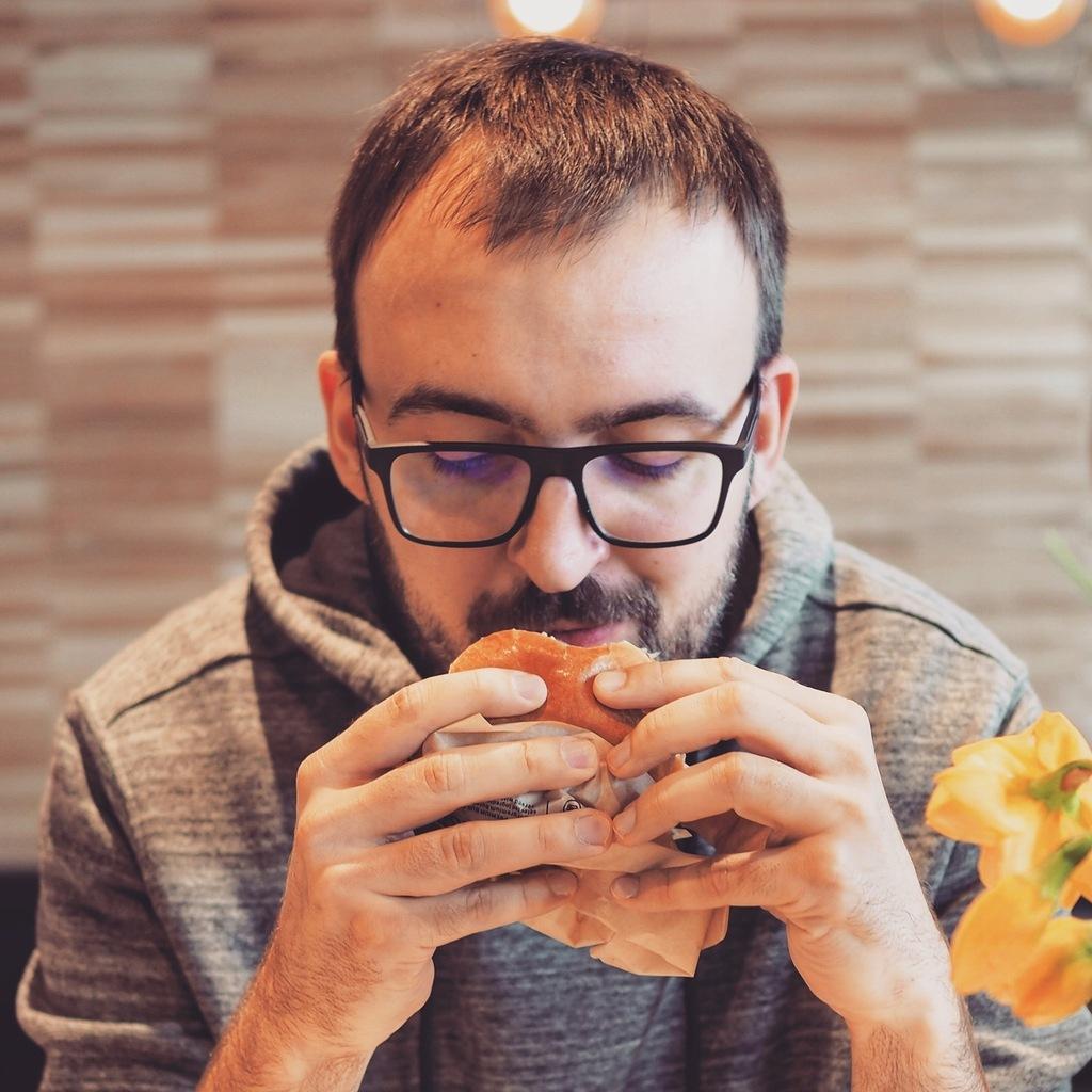 Śniadanie/Obiad/Kolacja z autorem bloga Pojedzone