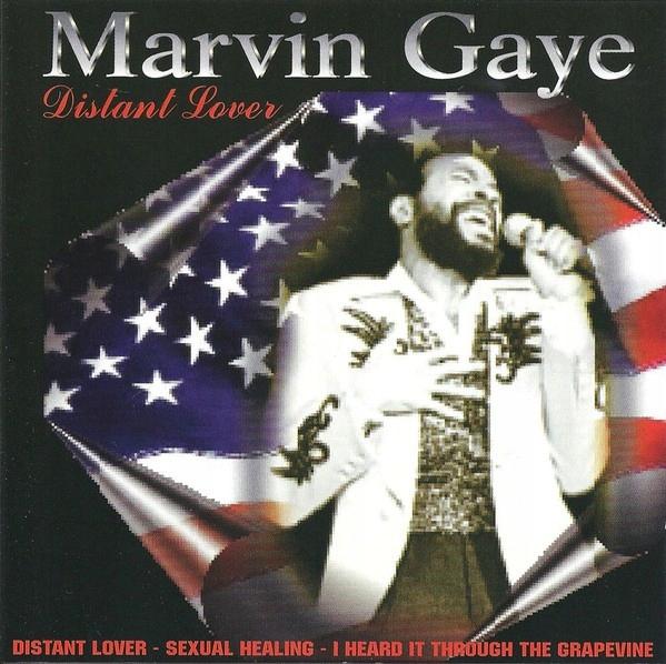 MARVIN GAYE Distant Lover _ WYPRZEDANY FONOGRAM