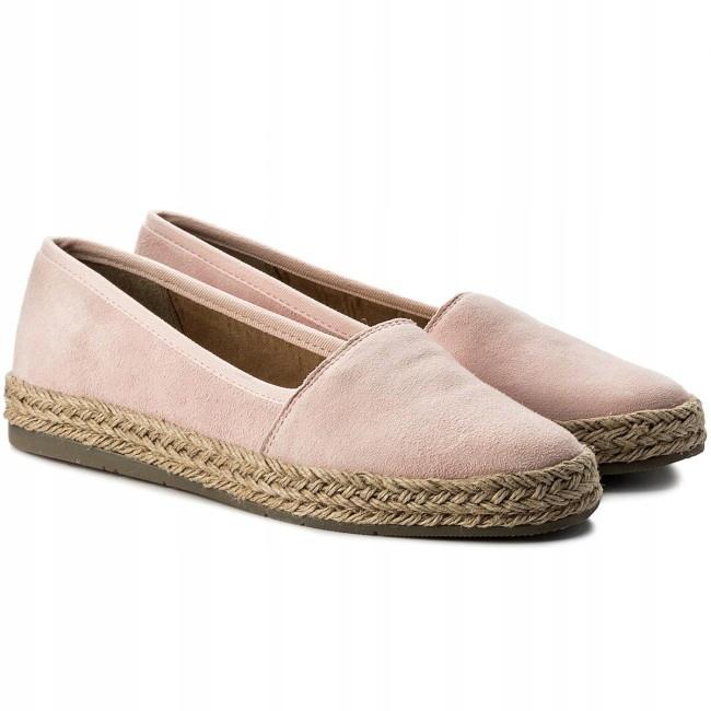 ccc buty espadryle damskie na koturnie