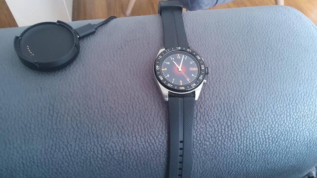 LG Watch W7 Smartwatch Wear OS st bdb. LM-W315