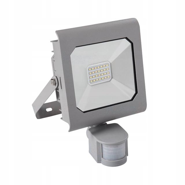 Naświetlacz czujnik ruchu LED 20W chodnikowy