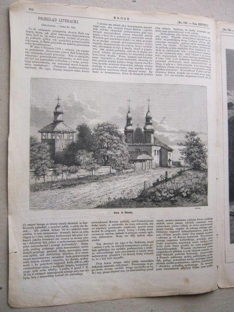 Słuck fara Alchimowicz / Aleksander Horwatt -1879r