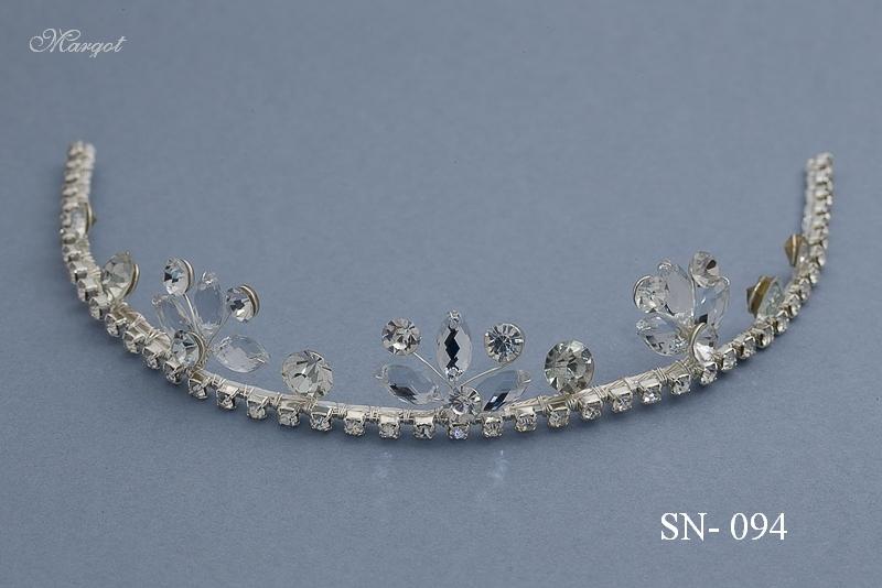 Stroik ślubny SN094 - fryzury ślubnej, głowę