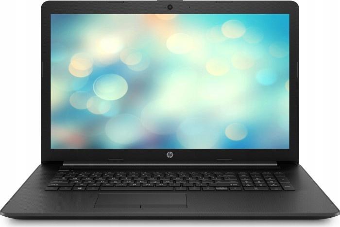 Nowy laptop HP 17'' HD+ 8GB 256NVMe KAM BT Win10