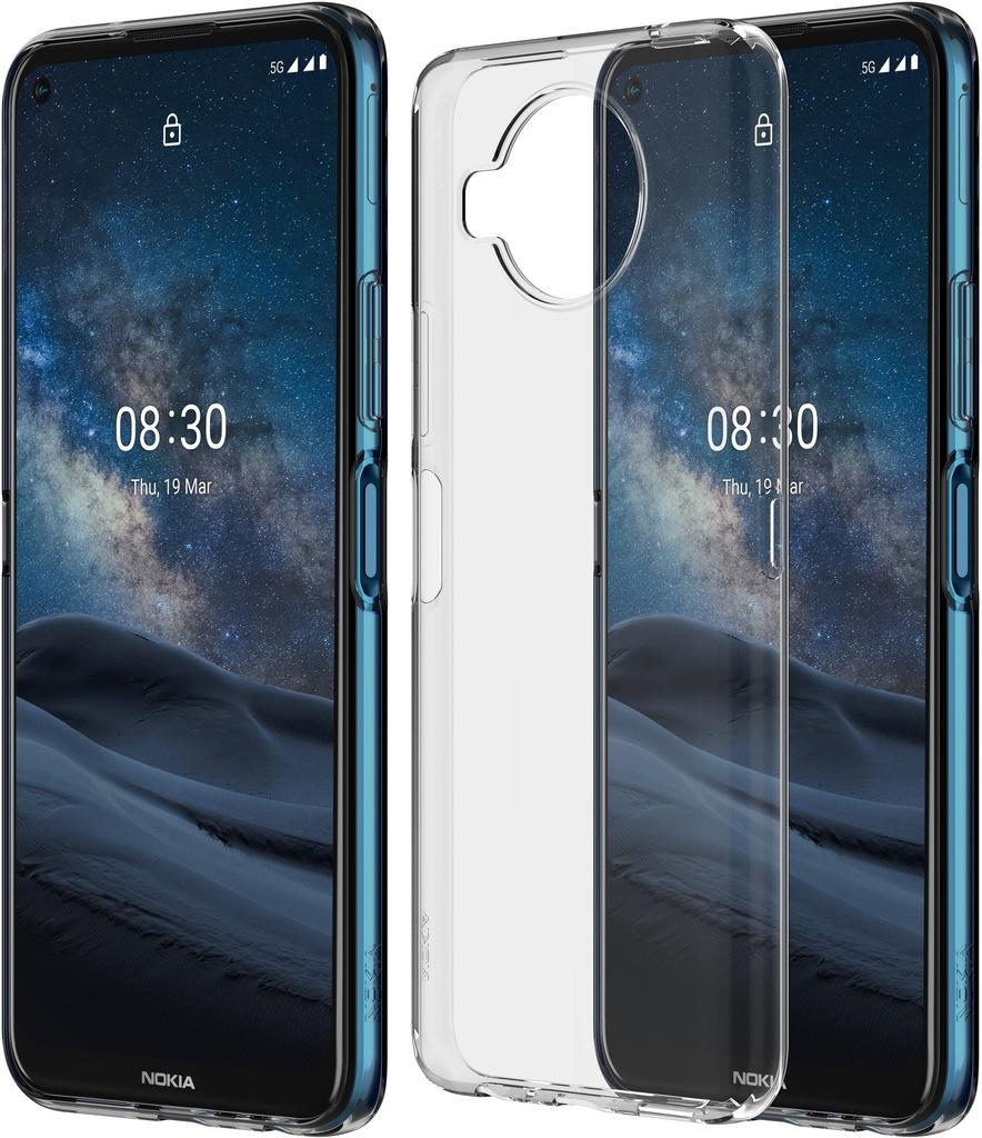 Zestaw: Smartfon Nokia 8.3 5G 6/64 GB + Etui Clear
